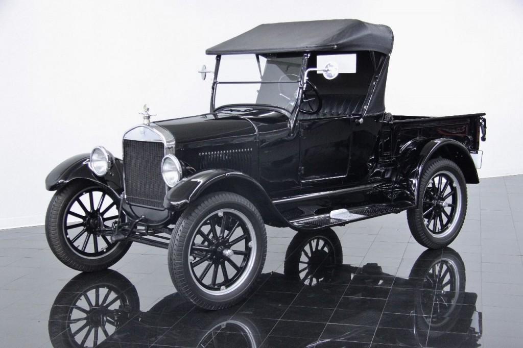 1927 ford model t roadster pickup for sale. Black Bedroom Furniture Sets. Home Design Ideas