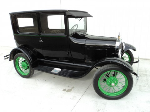 1927 Ford Model T Tudor for sale