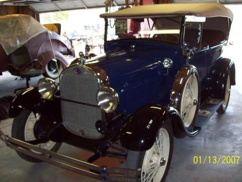 1928 FORD AR 4DR Pheaton Original for sale