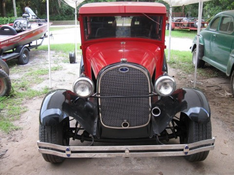 1929 Model A Ford Street Rod for sale