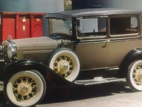 1930 Model A Ford Tudor Sedan for sale