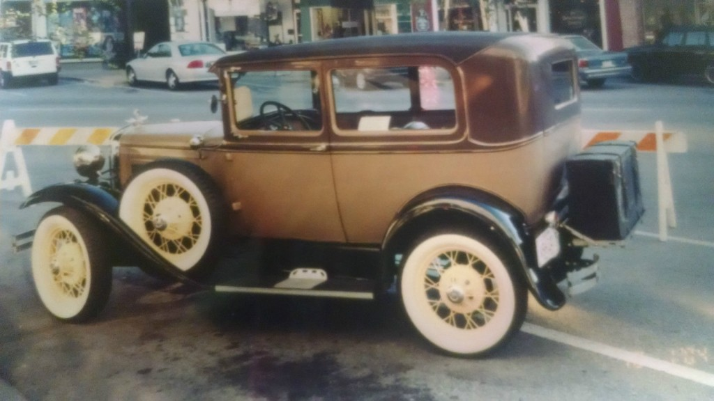 Chevrolet Of Gadsden >> 1930 Model A Ford Tudor Sedan for sale
