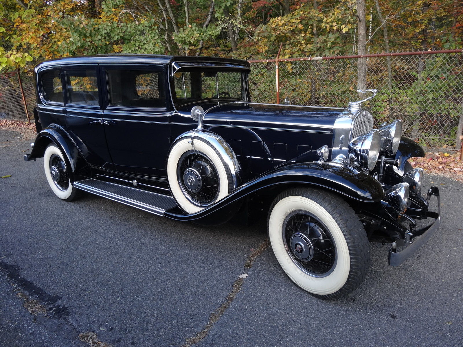 1931 cadillac 370a v12 imperial limousine for sale