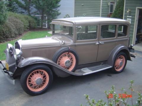1931 Desoto SA Deluxe sedan for sale