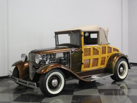 1931 Ford Model A Woody for sale