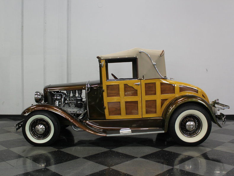 1931 ford model a woody for sale. Black Bedroom Furniture Sets. Home Design Ideas