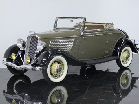 1933 Ford Model 40 Deluxe Cabriolet for sale