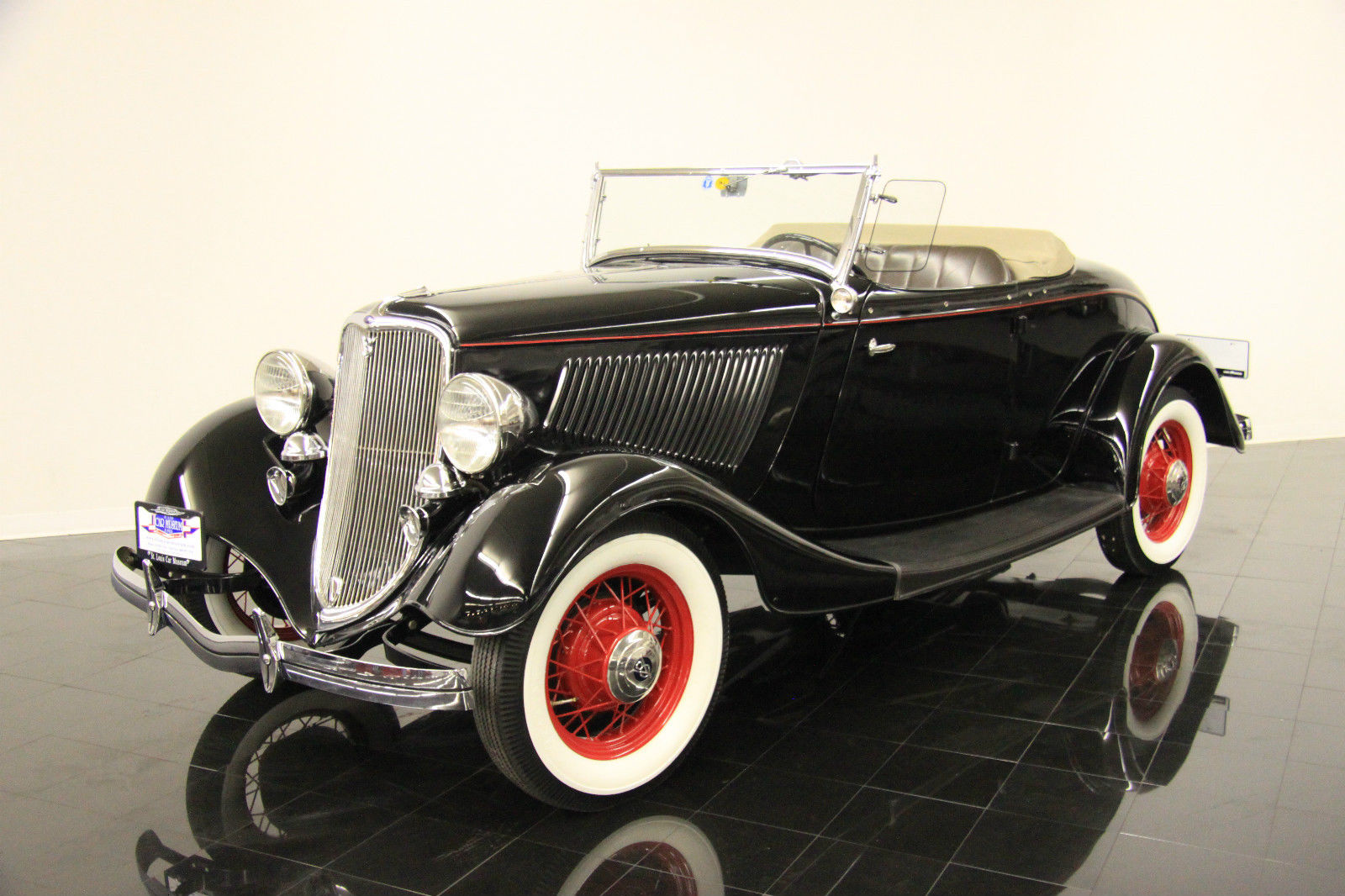 Totaled Cars For Sale >> 1933 Ford Model 40 Deluxe Rumble Seat Roadster for sale