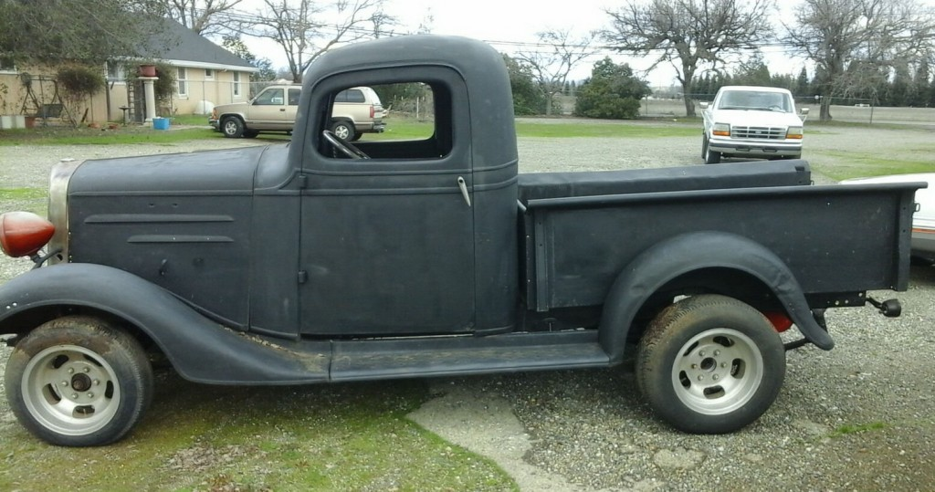 Chevy Pickup Pre War For Sale X