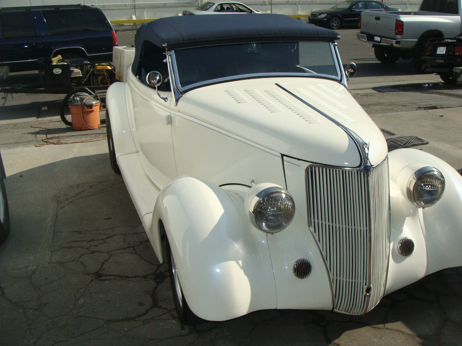 Ford Business Coupe Convertible Pre War For Sale