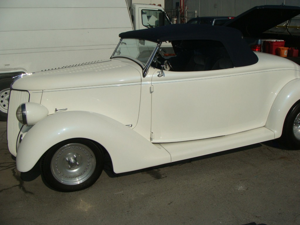 1936 Ford Business Coupe Convertible
