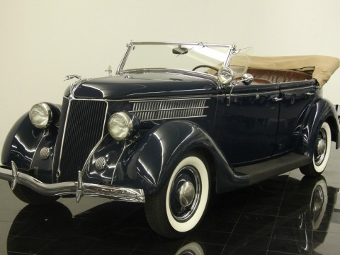 1936 Ford Deluxe Phaeton Restored for sale