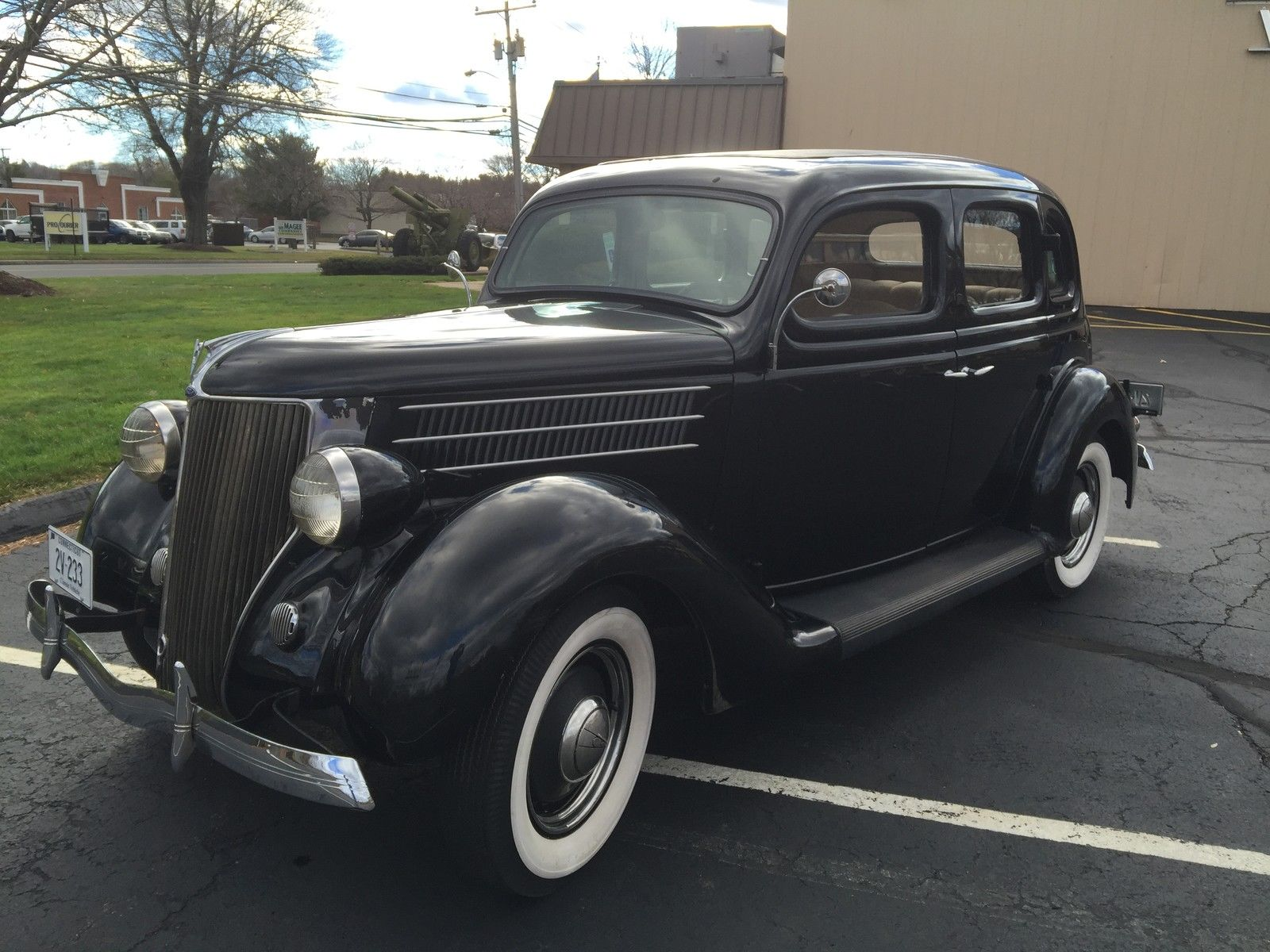 1936 ford sedan early american flat head v 8 for sale. Black Bedroom Furniture Sets. Home Design Ideas