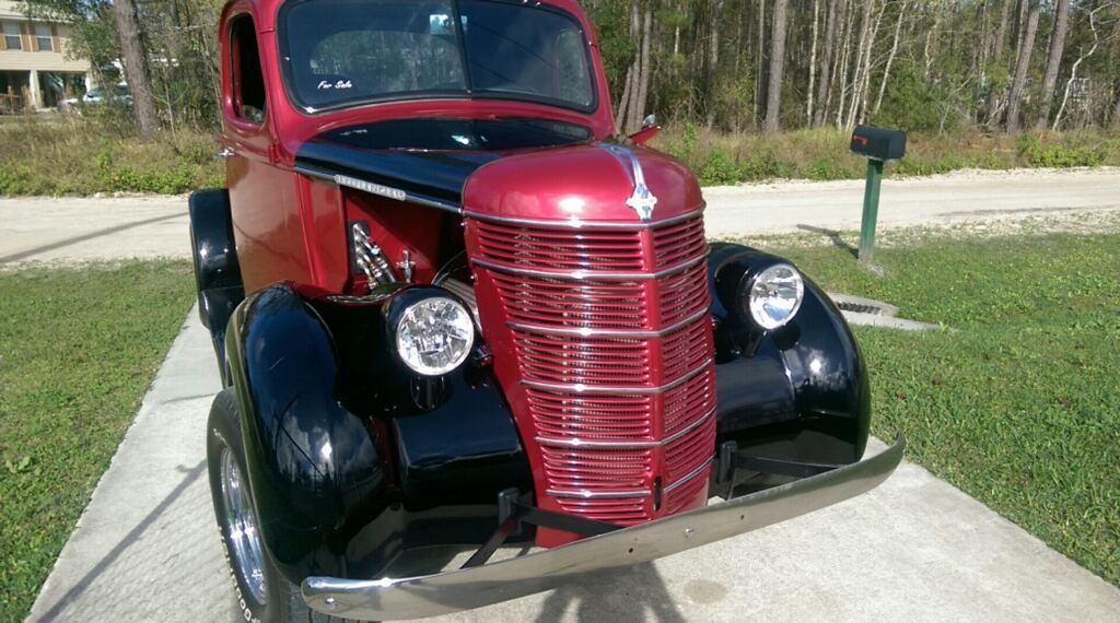 Half Ton Truck >> 1937 International Harvester Truck D2 half ton pickup for sale