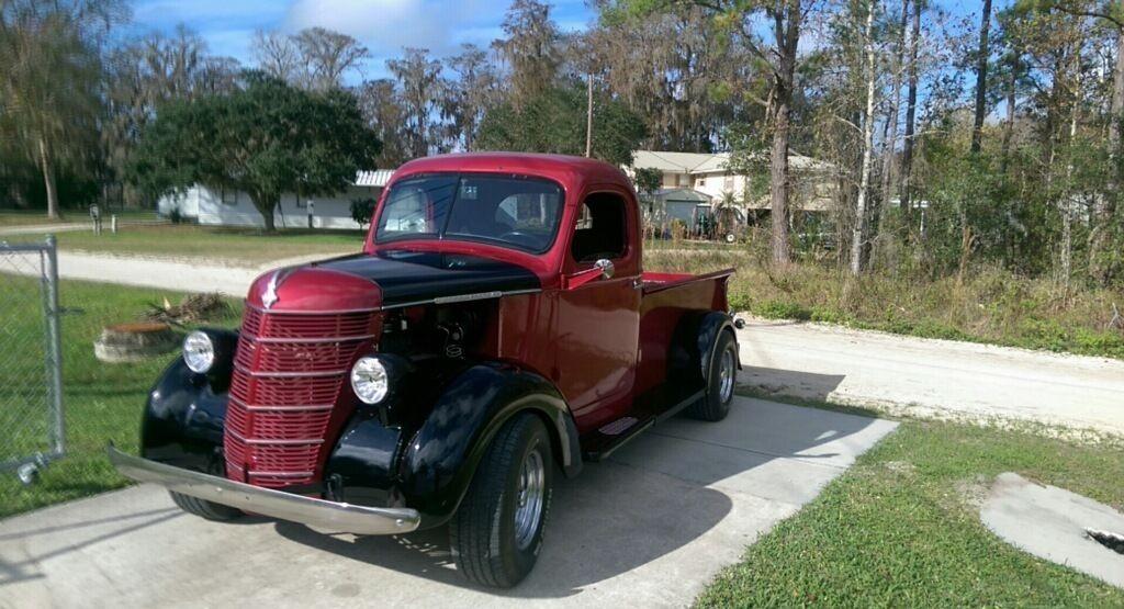 1937 international harvester truck d2 half ton pickup for sale. Black Bedroom Furniture Sets. Home Design Ideas