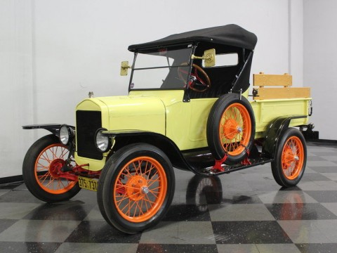 Fully Restored 1925 Ford Model T Roadster for sale