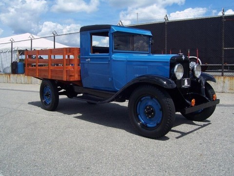 Restored 1930 Chevy 1 1/2 ton truck for sale