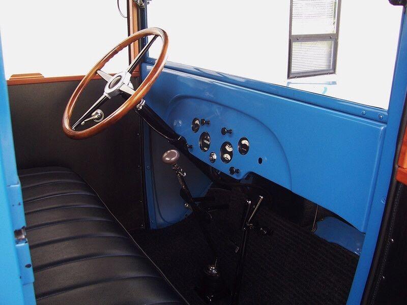 Restored 1930 Chevy 1 1/2 ton truck
