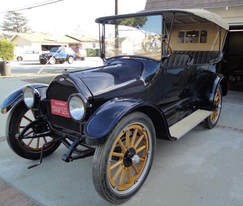 1915 willys overland model 83 for sale. Black Bedroom Furniture Sets. Home Design Ideas