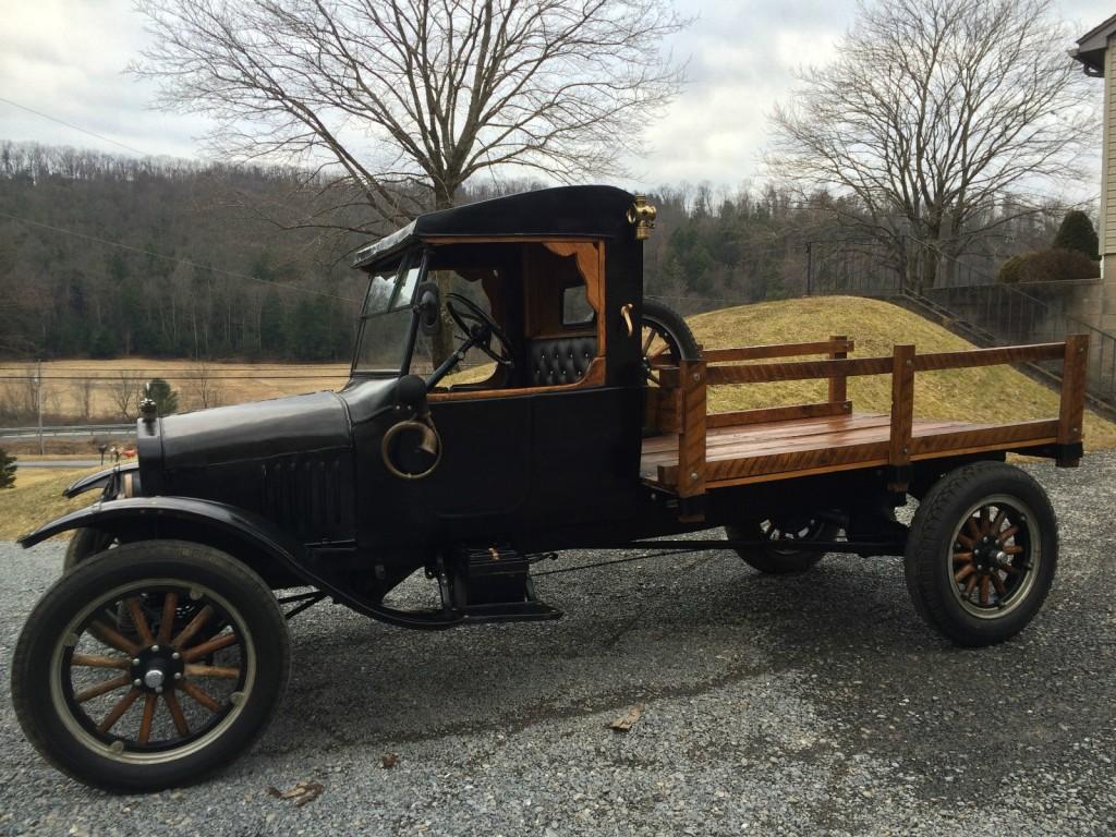 1924 ford model t truck for sale. Black Bedroom Furniture Sets. Home Design Ideas