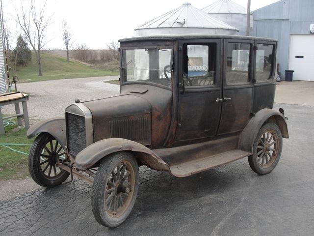 1926 Ford Model T Four Door Sedan For Sale
