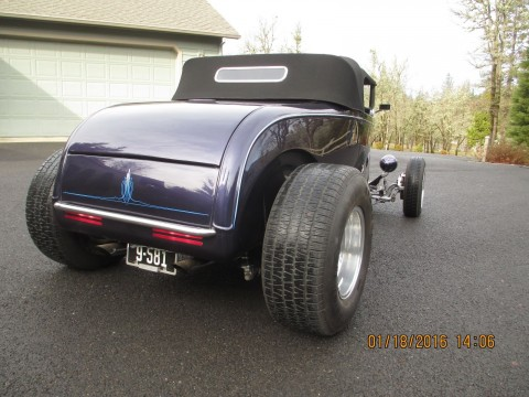 1929 Ford Model A all steel roadster for sale