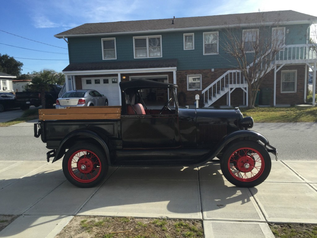 1929 Ford Model A Roadster Pickup truck for sale
