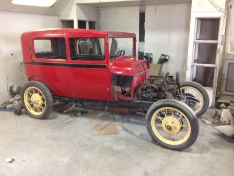 1929 Ford Model A Tudor Sedan for sale