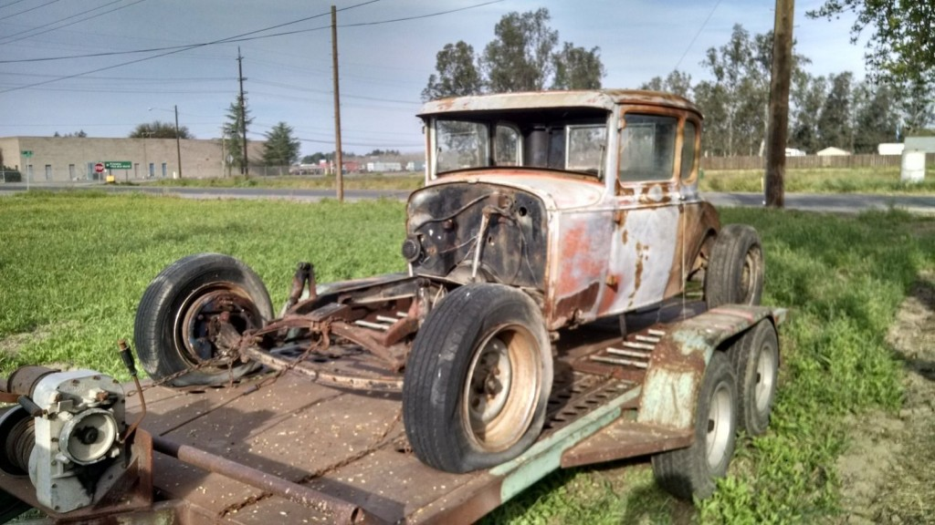 1931 Ford 5 Window Coupe Hot Rod for sale