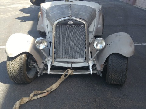 1931 Ford Model A 2 door sedan project car for sale