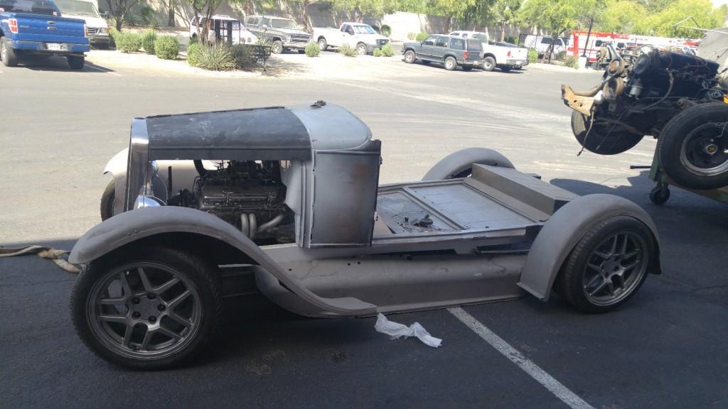 1931 ford model a 2 door sedan project car for sale. Black Bedroom Furniture Sets. Home Design Ideas