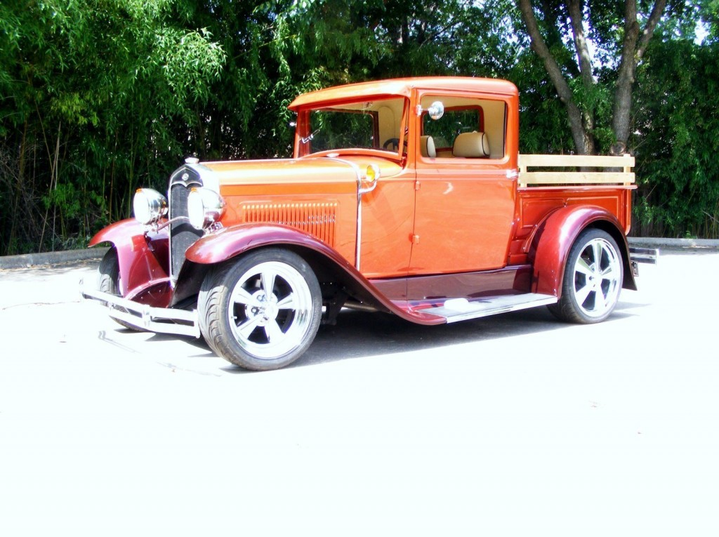 1931 ford model a pickup for sale. Black Bedroom Furniture Sets. Home Design Ideas