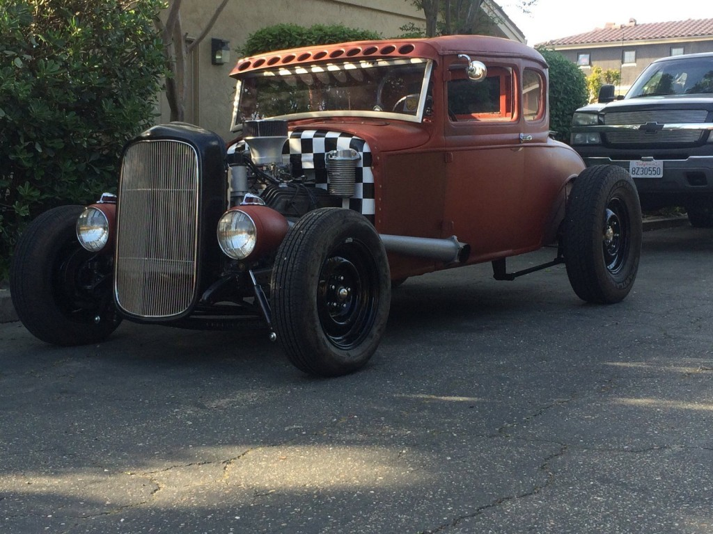 1931 Ford Model A Traditional Hot Rod For Sale In Lodi