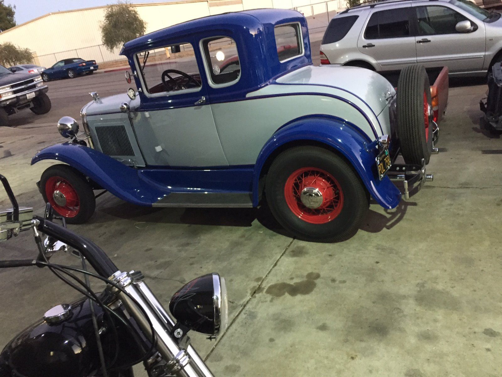 San Diego Ford >> 1931 Ford Model A Two Door Coupe for sale