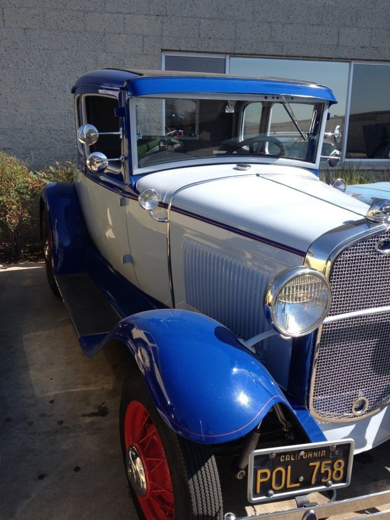1931 ford model a two door coupe for sale. Black Bedroom Furniture Sets. Home Design Ideas