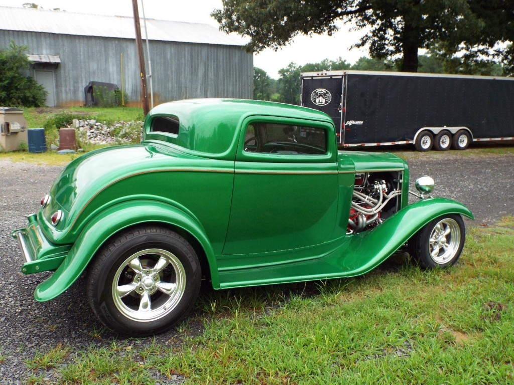 1932 ford 3 window coupe for sale For1932 Three Window Coupe For Sale