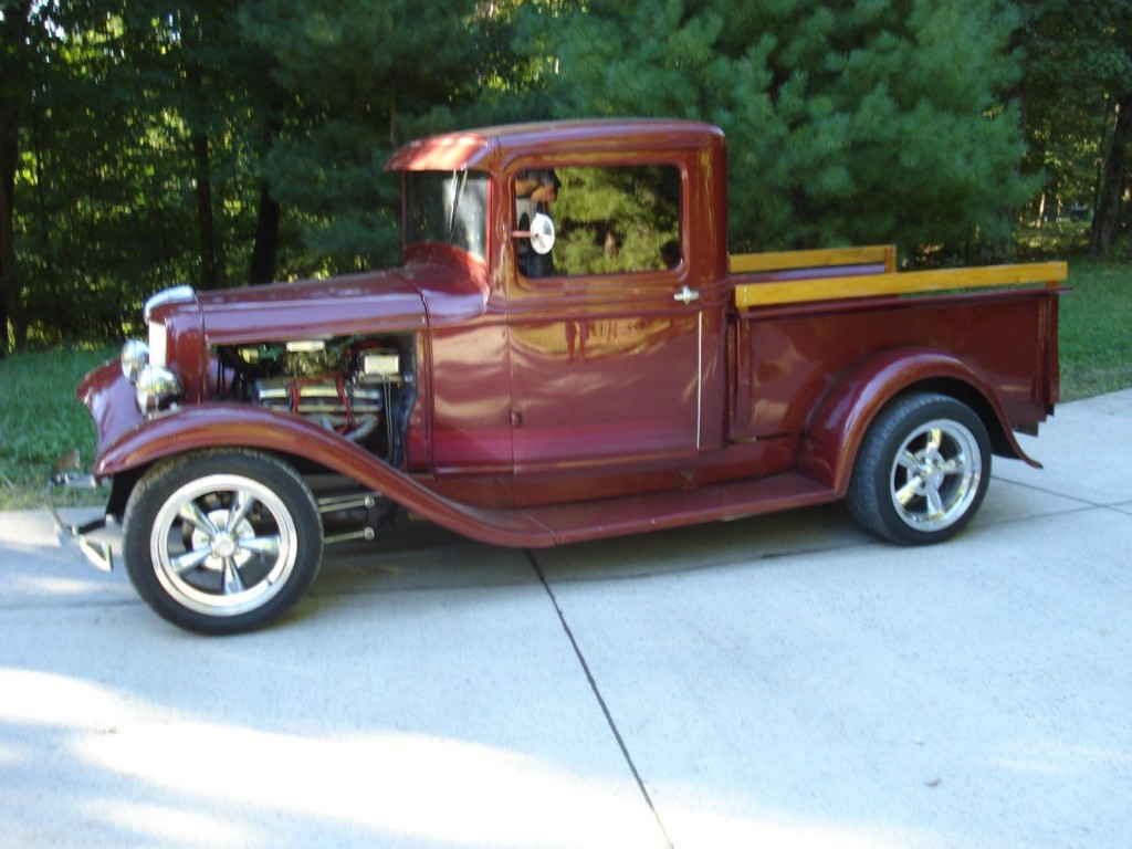 1932 Ford F 100 Pickup Truck Custom for sale