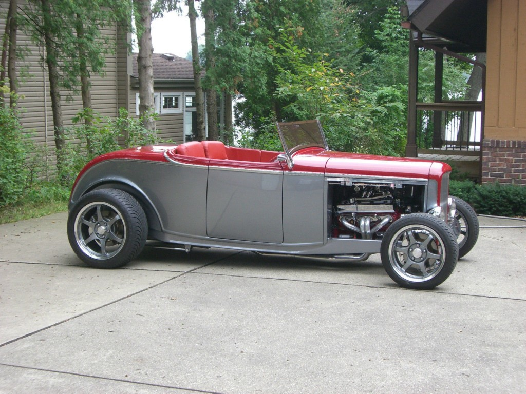 Dan Fink 1932 Ford Model B Roadster For Sale