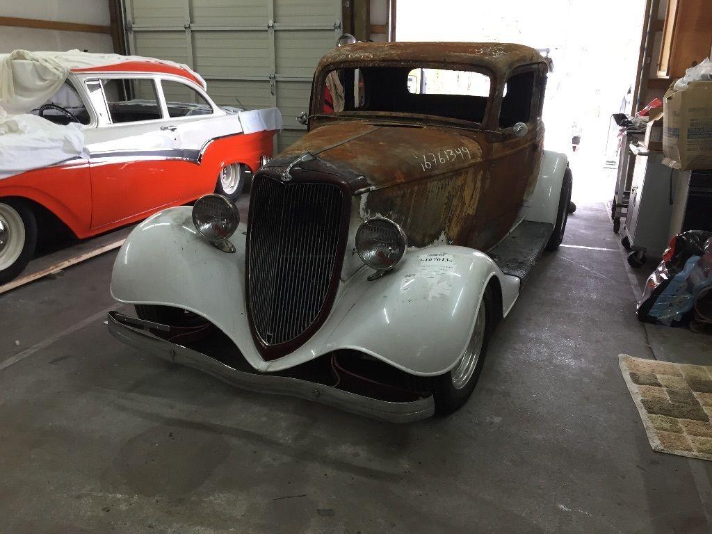 1934 Ford all steel 5 window