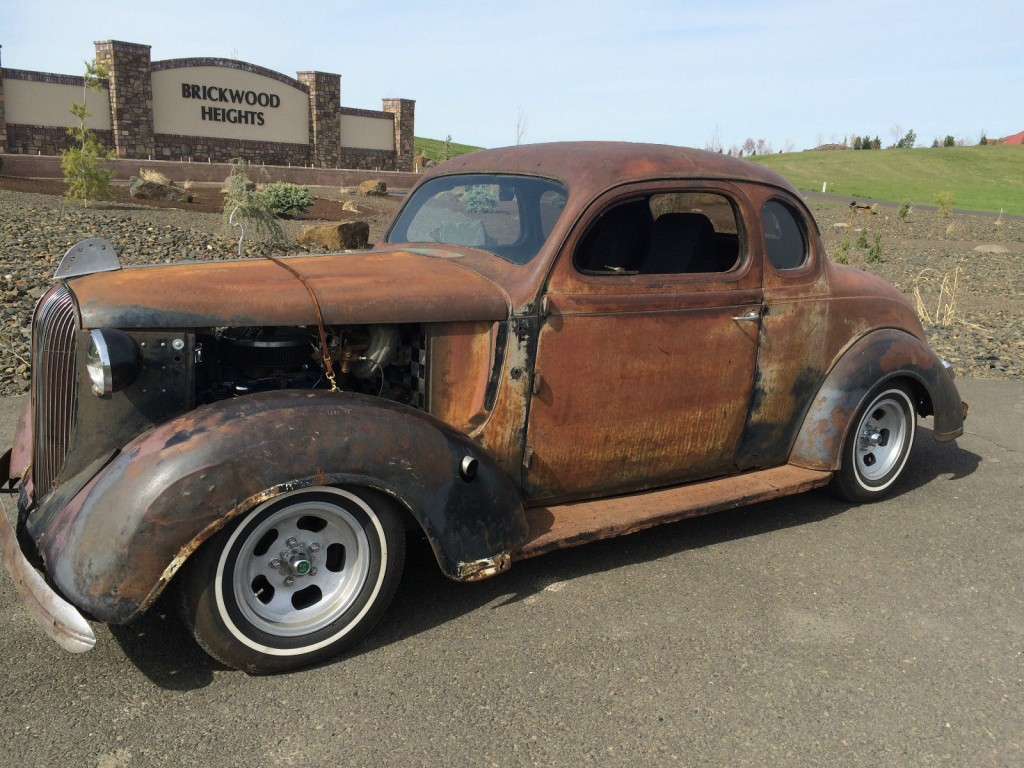 1937 Dodge Coupe Hot Rod Rat Rod for sale