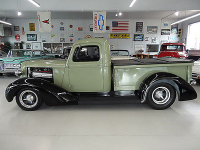 1937 Dodge Pickup All Steel Custom Hot Rot for sale