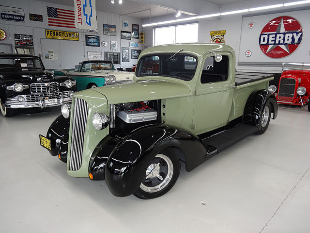1937 Dodge Pickup All Steel Custom Hot Rot