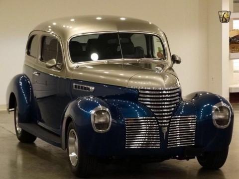 1939 Desoto full Restoration Street rod a/c V 8 for sale