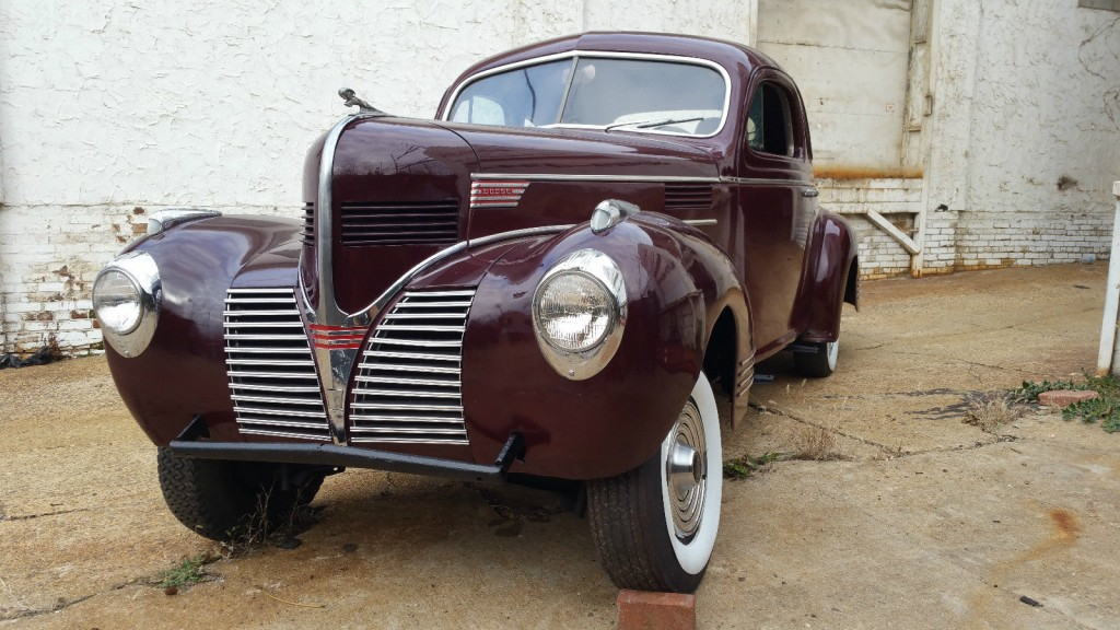 1939 Dodge Steel body