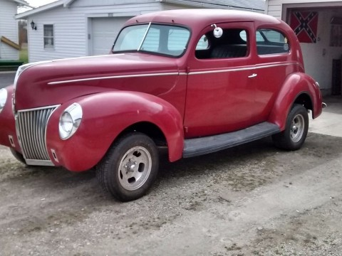 1939 Ford Tudor Deluxe for sale