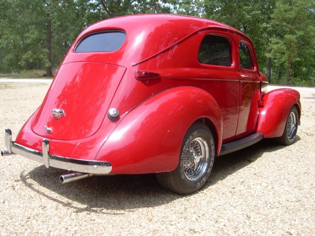 1939 Willys Overland 2 door sedan
