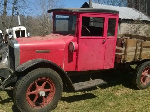 1937 International Harvester Truck D2 half ton pickup for sale