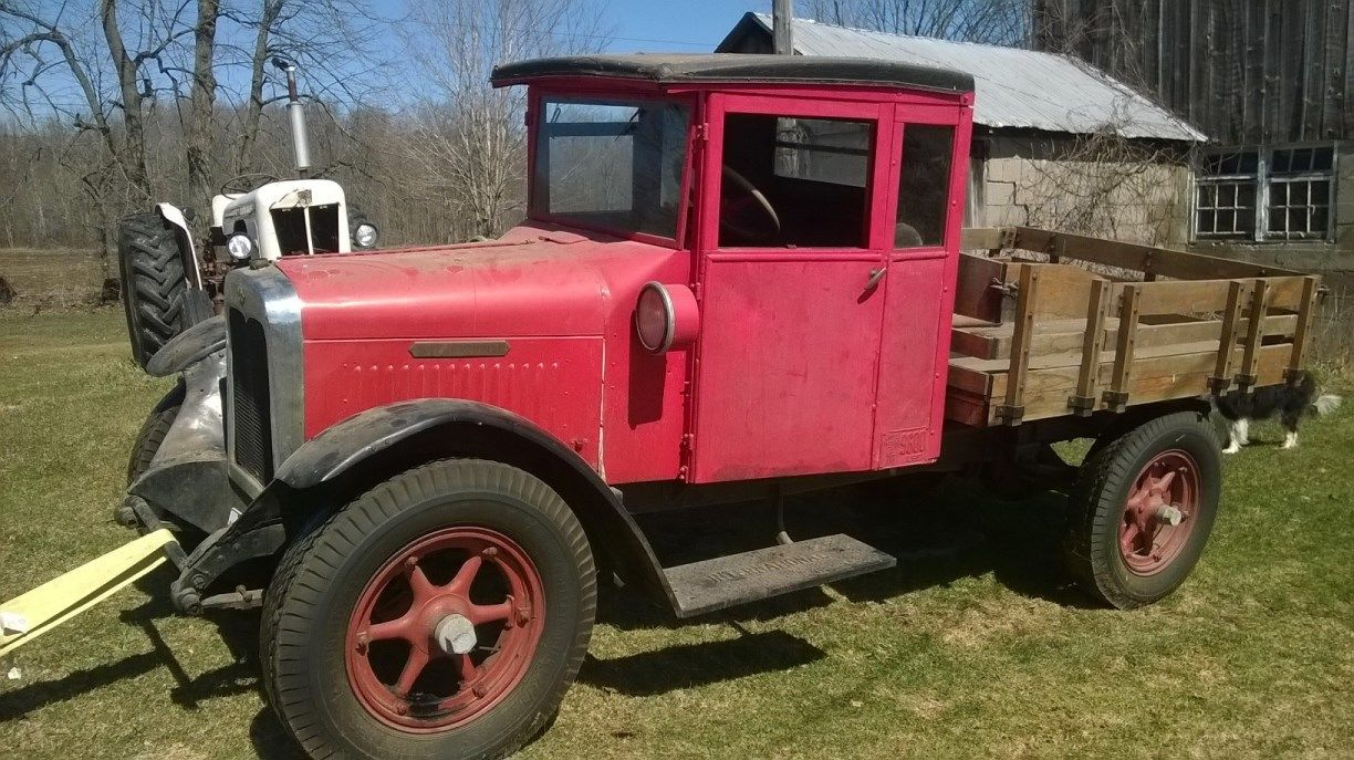 1926 international harvester s 24 truck for sale. Black Bedroom Furniture Sets. Home Design Ideas