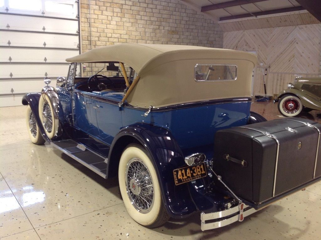 1929 packard dual cowl phaeton for sale. Black Bedroom Furniture Sets. Home Design Ideas