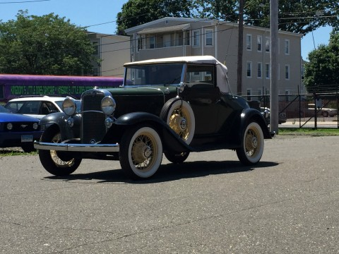 1931 Chevrolet AE Independence Rumbleseat Cabriolet for sale